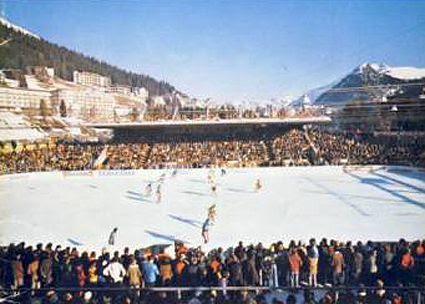 1975 Spengler Cup, 1975 Spengler Cup
