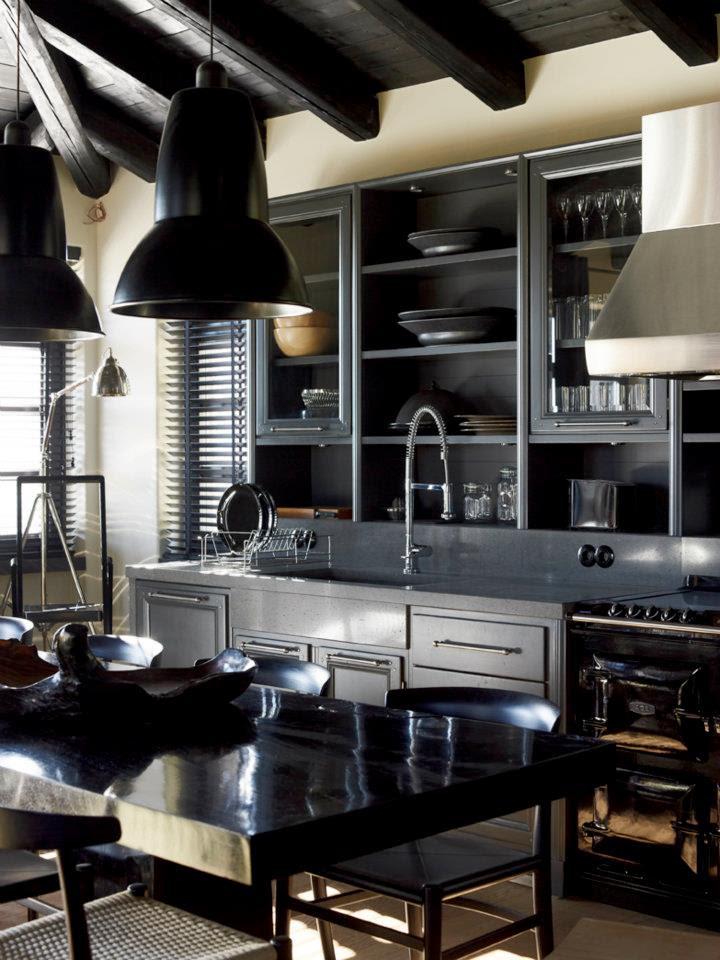 Key Traits of Industrial Interior Design