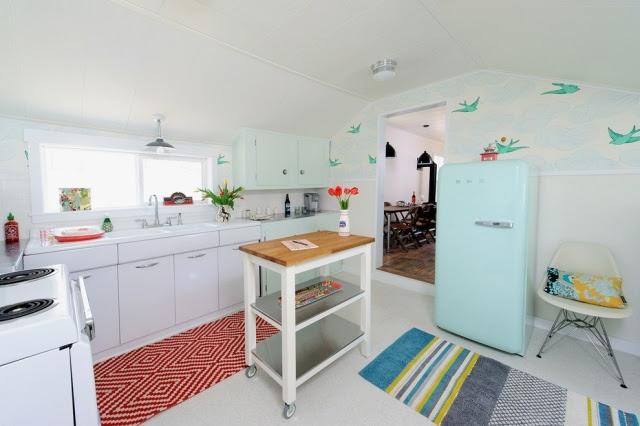 Smeg Retro Kühlschrank Test : Kühlschrank bosch retro tracey c overby
