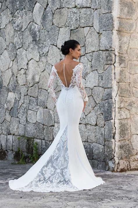 Dando London   Regent's Park   Trumpet Bridal Dress At