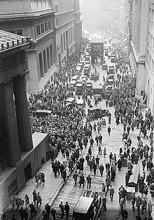Wall Street Crash of 1929 - Wikipedia