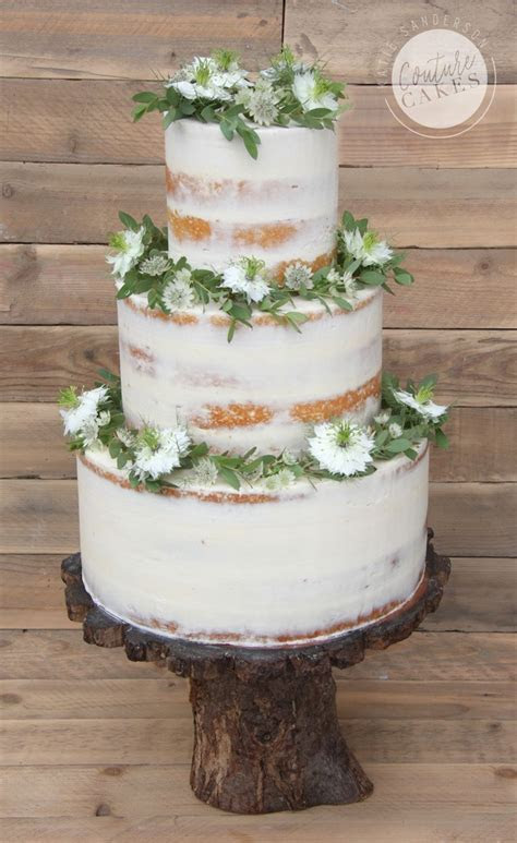 Naked Wedding Cakes   Semi Naked Wedding Cakes   Naked