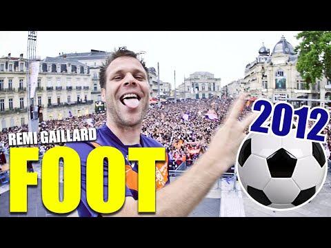 video de Remi Gaillard que muestra que el futbol esta chupado