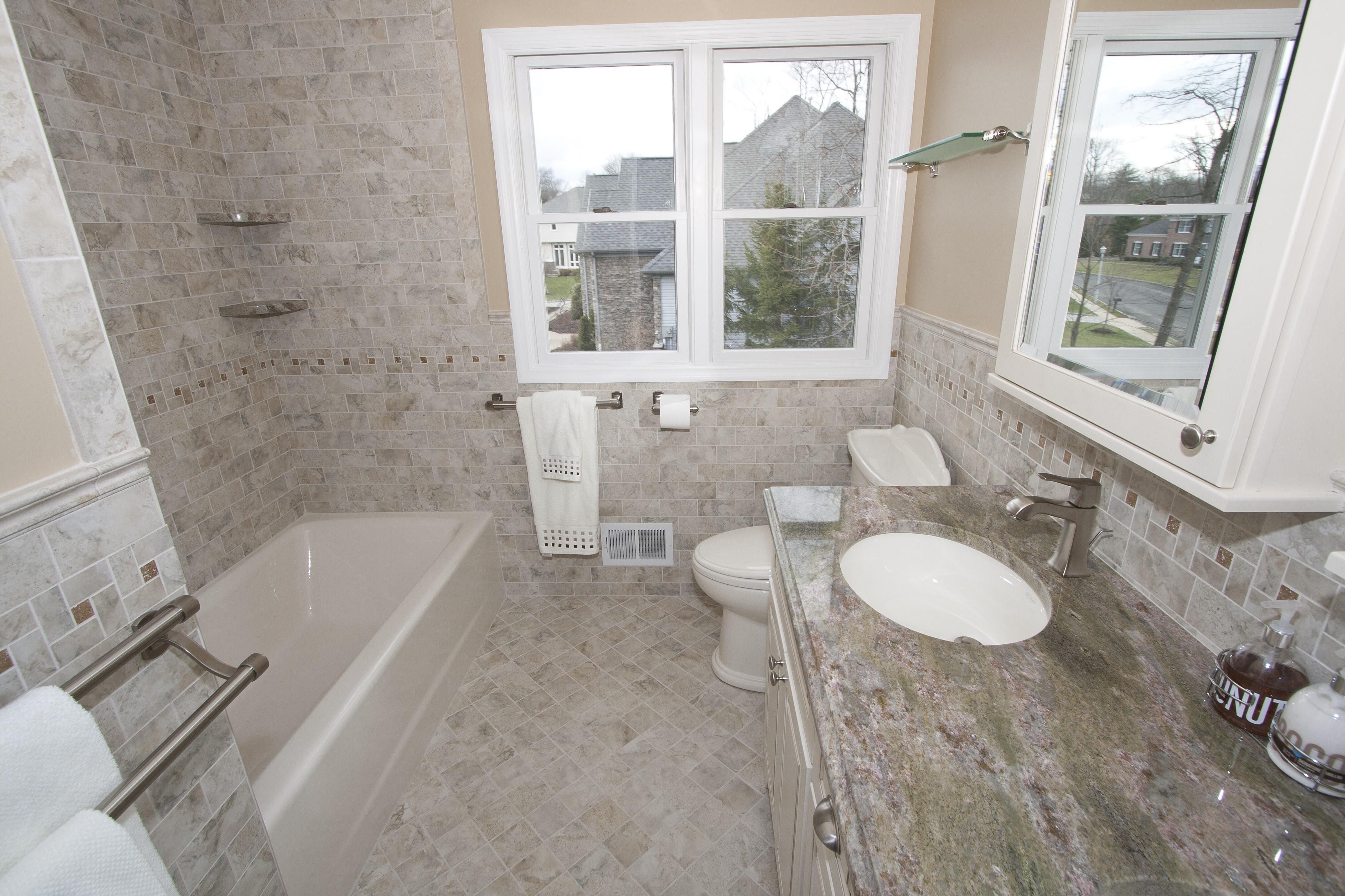 Monmouth County NJ Master Bathroom Remodel Estimates