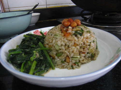 the finest in Mock Indonesian cuisine