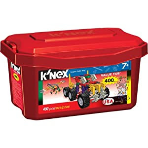 Knex Value Tub 400 pieces