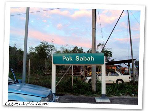 Pak Sabah
