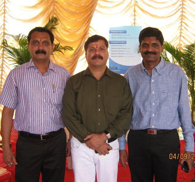 Reelicon Felicia, 1 BHK and 2 BHK Flats on Pashan Baner Link Road - Directors - Mr. Milind Jadhav, Mr. Dhananjay Nimbalkar, Mr. Anil Salunlkhe