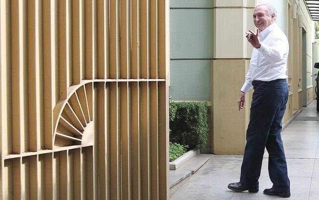 O vice-presidente Michel Temer quer acelerar o julgamento final do impeachment de Dilma