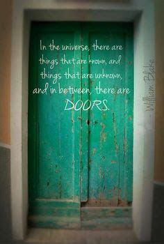 Open Door Opportunity Quotes
