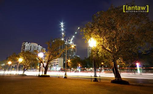 Along Roxas Blvd