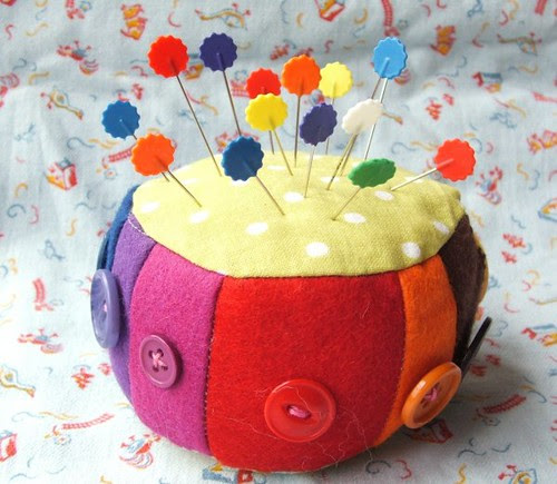 Something New pincushion