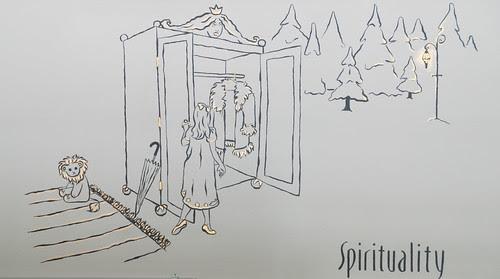 Into the Wardrobe