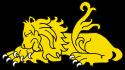 Lion Dormant.svg