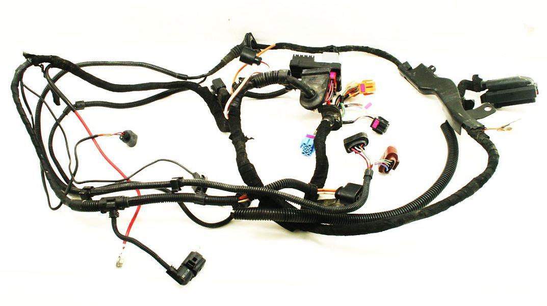 Audi A4 Engine Wiring Harness