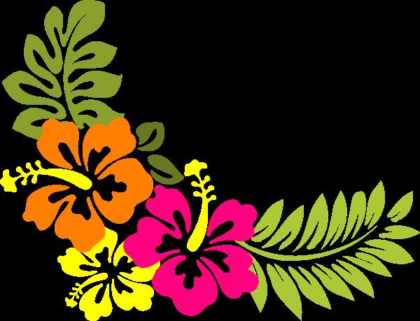030 世界のフラタヒチアンハワイアン無料素材