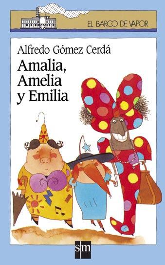 Resultado de imagen para amalia amelia emilia