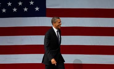 US President Barack Obama in NY