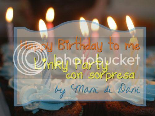 Mani di Dani - Linky Party con sorpresa