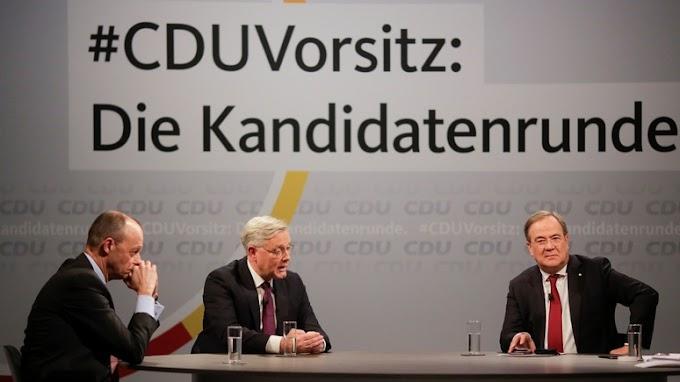 Немцы не считают пригодным ни одного кандидата в канцлеры от партии Меркель