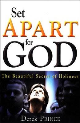 Set Apart for God   -     By: Derek Prince