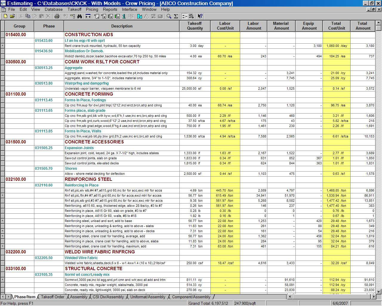 free excel cost analysis template