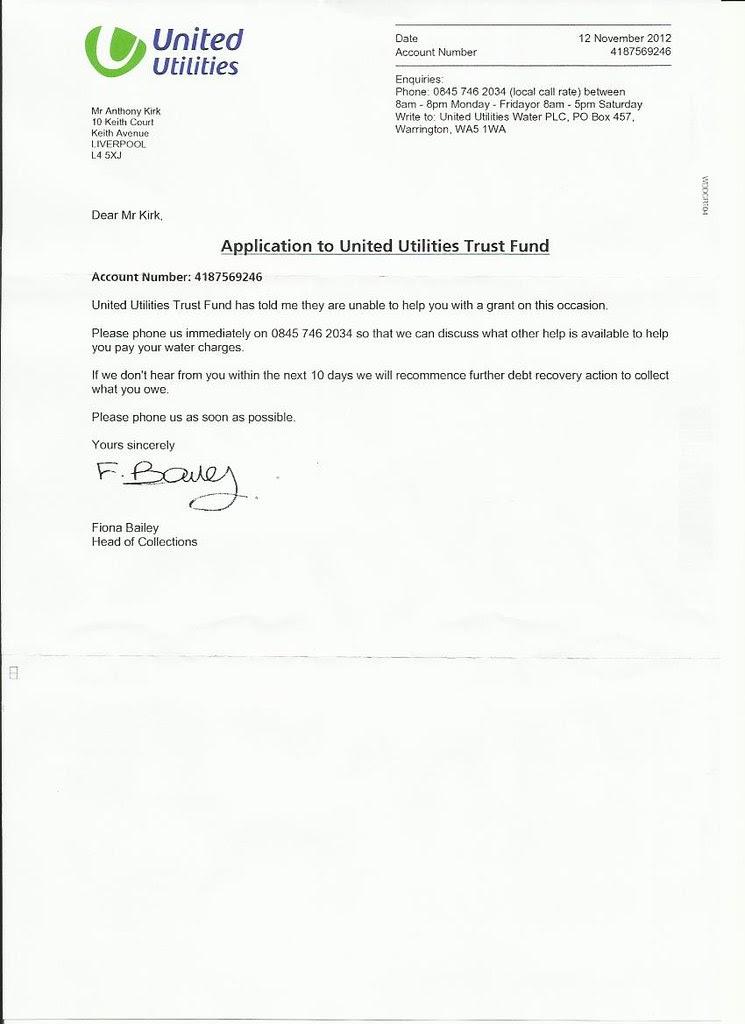 brevet til mr kirk
