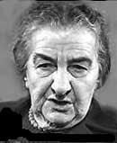 Golda Meir, PM of Israel