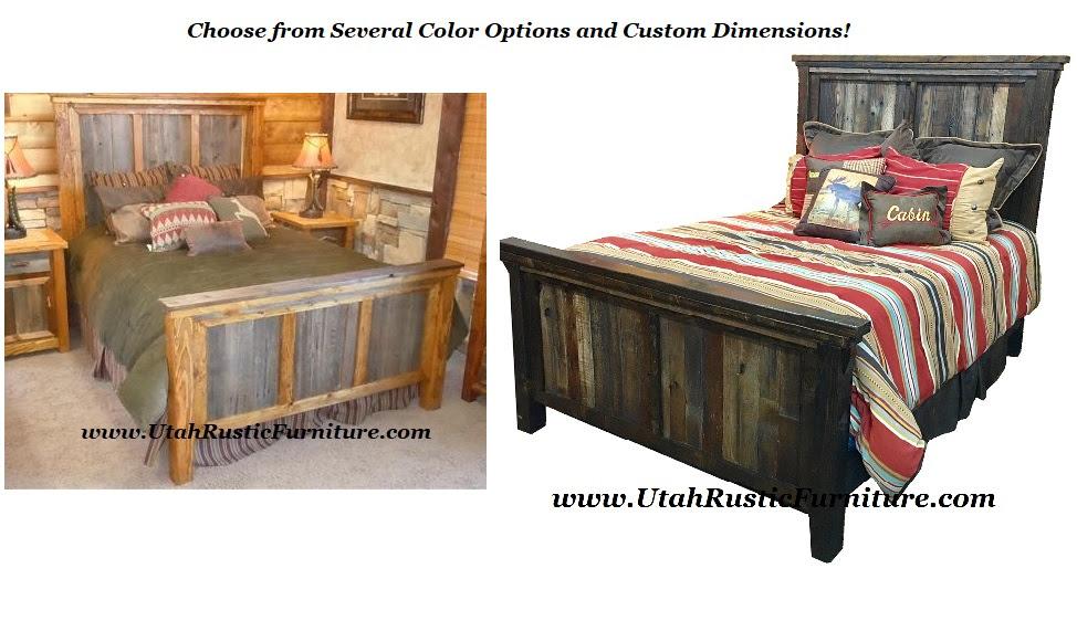Bradleys Furniture Etc Utah Rustic Bedroom Furniture