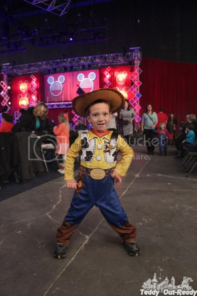 Disney on Ice Woody