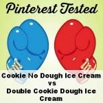 Cookie Dough Ice Cream Challenge
