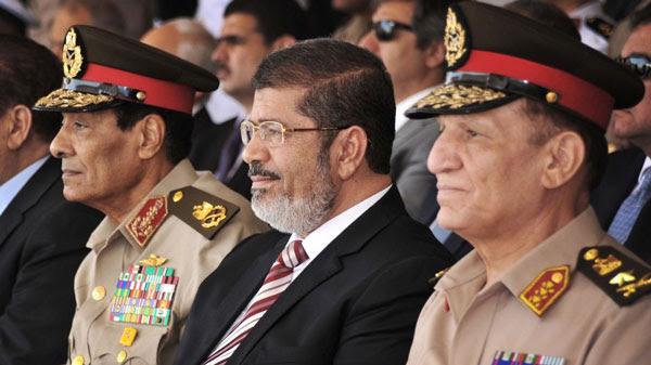 Στρατιωτικό κίνημα στην Αίγυπτο - Οι ένοπλες δυνάμεις κατέλαβαν την εξουσία