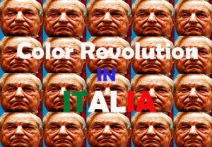 Color Revolution in Italia
