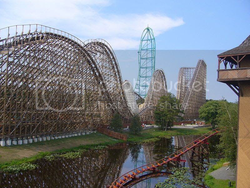 Top 10 Theme Parks in USA