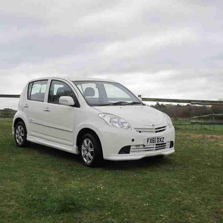 Perodua MYVI 1.3 SXi Sport 7000 miles. car for sale