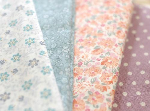 My new fabrics