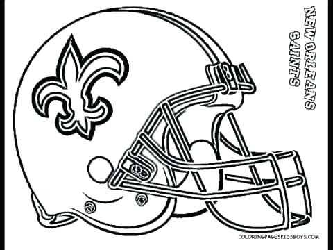 nfl coloring pages printable at getcolorings  free printable colorings pages to print and color