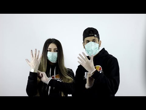 Emina Fazlija & Edison Fazlija – VIRUS 😷💉 (Official Video 4K) prod.by Edison Fazlija