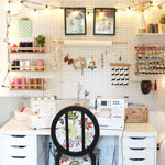 HEIDI'S SEWING SPACE TOUR