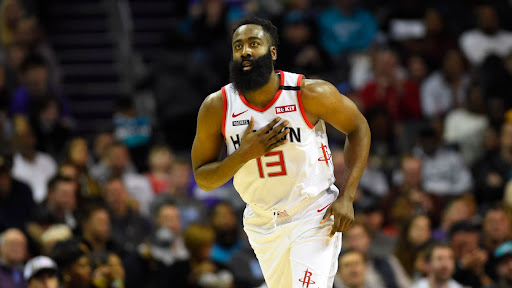 Avatar of James Harden returns to Rockets practice after bubble arrival delayed