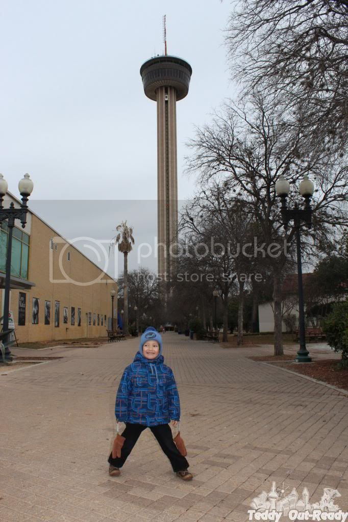 Tower of the Americas front