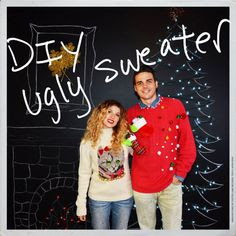 DIY Ugly Sweater