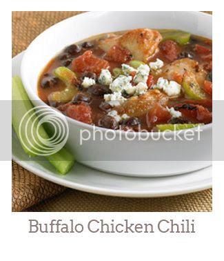 """""""Buffalo Chicken Chili"""""""