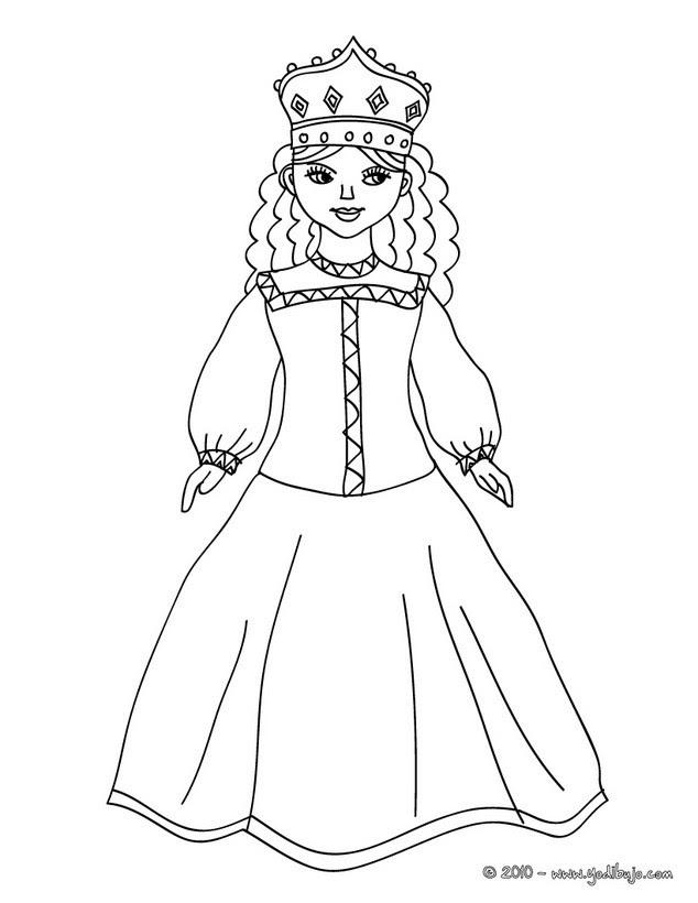 Dibujos Para Colorear Princesa Olmeca Eshellokidscom