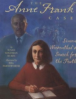 Anne Frank Case: Simon Wiesenthal's Search For The Truth