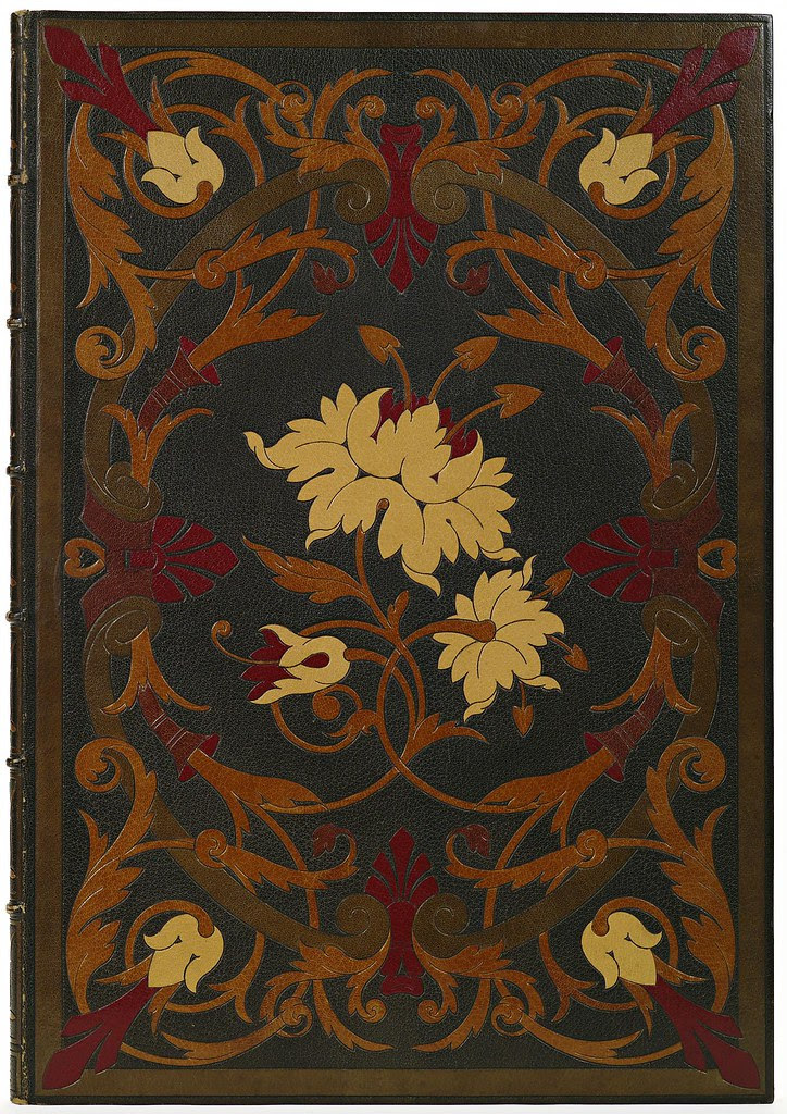 Michel Marius 'Book of Ruth' (morocco leather) 1880