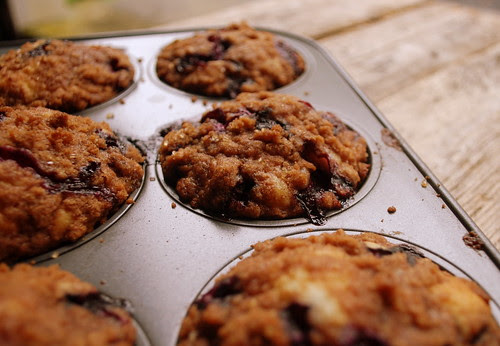 To Die for Blueberry Muffins CU