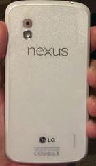 No Nexus 5 but Nexus 4 White Washed at Google I/O: June 10