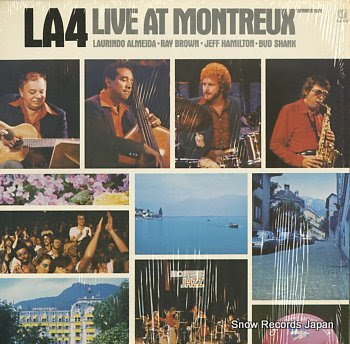 L.A. 4 live at montreux summer 1979