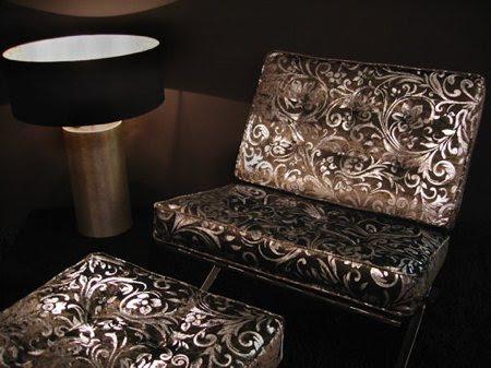 chaise design baroque <span class=
